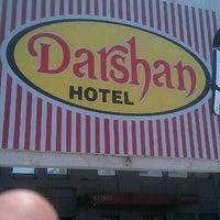 Photo taken at Darshan hotel by Hardik T. on 4/30/2014