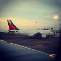 Photo taken at Bacolod-Silay International Airport (BCD) by Andrew V. on 12/17/2012