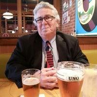 Photo taken at Uno Pizzeria & Grill - Dayton by Deb S. on 4/13/2014