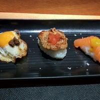 Photo taken at Nokori Sushi Bar by Ivan S. on 7/10/2014