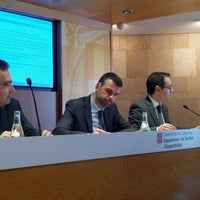 Das Foto wurde bei Departament de Territori i Sostenibilitat von Jordi P. am 2/14/2013 aufgenommen