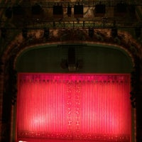 Снимок сделан в New Amsterdam Theater пользователем Robbe Z. 2/6/2015