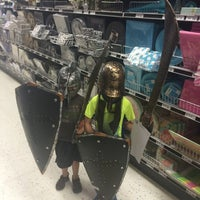 Photo taken at Party City by Maria B. on 8/7/2014