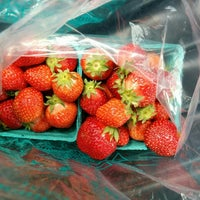 Photo taken at Spada Berries Stand by Becky S. on 5/24/2015