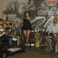 Photo taken at Bar Clube do Choro by Jessica S. on 4/26/2014