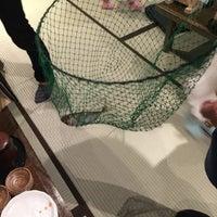 Photo taken at 釣船茶屋ざうお 難波本店 by Carmen L. on 10/9/2016