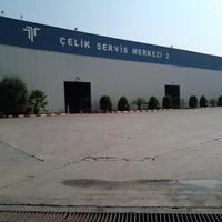 Photo taken at Tatmetal ÇSM 2 by Turgay G. on 3/23/2014
