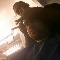 Photo taken at Thorton's Barber Shop by Atom C.R. F. on 10/4/2013