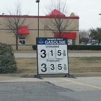 Photo taken at Sam's Club Gas by Angell S. on 1/28/2013