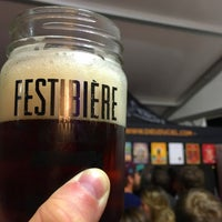 Photo taken at Festibiere by Nico R. on 8/20/2016