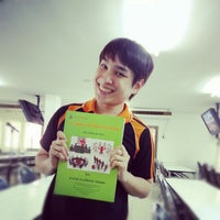 Photo taken at Ramkamheang University, Prachinburi Campus by banksugar on 1/11/2013