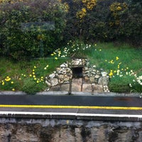 Photo taken at Wicklow Railway Station by Irene F. on 3/19/2013