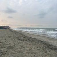 Photo taken at Playa de Canoa by kaiyoken on 12/19/2016