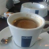 Photo taken at La Cucina by Larissa on 4/8/2014