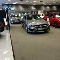 Photo taken at Mercedes-Benz Antwerpen by Maxime B. on 2/24/2015