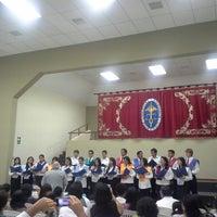 Photo taken at CPA . Centro de Producción Audiovisual de la Facultad de Comunicación - Udep by Eduardo T. on 12/18/2013