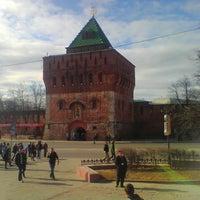Das Foto wurde bei Demetrios Turm von Костя М. am 3/30/2014 aufgenommen