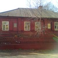 Photo taken at Музей детства А. М. Горького (Домик Каширина) by Костя М. on 4/6/2014