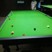 Photo taken at Elite Snooker & Pool Cafe by David T. on 9/11/2013