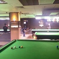 Photo taken at Elite Snooker & Pool Cafe by David T. on 8/24/2013