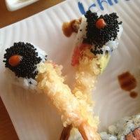 Photo taken at Ichiro Japanese Restaurant by Matt Z. on 4/5/2013