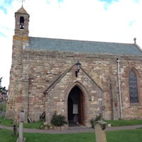 Photo taken at St Mary's Church by Philip T. on 10/6/2012
