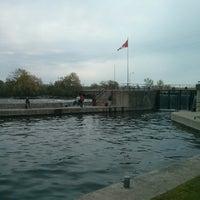 Photo taken at Hastings, Ontario by Tobias G. on 5/19/2014