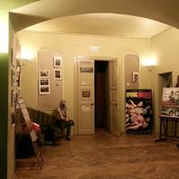 Photo taken at Kino Ars by Magda B. on 4/6/2013