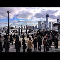 Photo taken at NY Waterway Ferry Terminal Paulus Hook by Josh A. on 11/5/2012