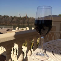 Photo taken at Riviera On Vaal Hotel & Country Club by Frank J. on 7/20/2014