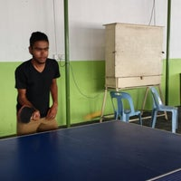Photo taken at Social Centre Indoor Court by Edow on 8/23/2014