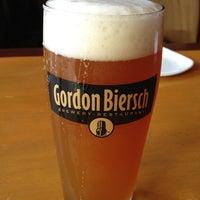 Photo taken at Gordon Biersch Brewery Restaurant by John H. on 2/1/2013