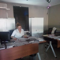 Photo taken at OFFICETECH BÜRO MOBİLYALARI by Aysell T. on 7/9/2014
