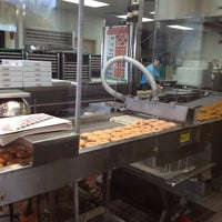 Photo taken at Krispy Kreme Doughnuts by robert E. on 8/11/2013