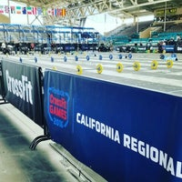 Photo taken at Del Mar Arena by Ninja B on 5/13/2016