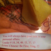 Photo taken at Wu's Fine Chinese Cuisine by Krystal S. on 7/17/2013