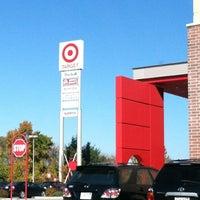 Photo taken at Target by Justin W. on 10/25/2012