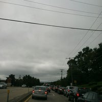 Photo taken at Daniel Webster Hwy. by Justin W. on 9/29/2012