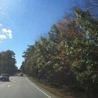 Photo taken at Route 110 West In Westford by Justin W. on 10/12/2012