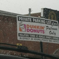 Photo taken at Dunkin' Donuts by Justin W. on 12/1/2012