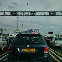 Photo taken at Eastern Docks by Veerle D. on 6/9/2014