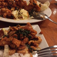 Photo taken at Thai Arroy Restaurant by Melissa A. on 10/7/2017