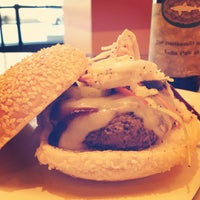 Photo taken at Bobby's Burger Palace by Felix N. on 1/20/2013