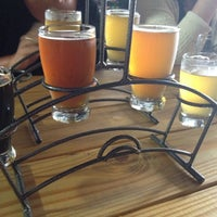 Photo taken at Flagship Brewing Co. by Joanie S. on 5/16/2015