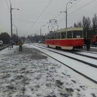 Photo taken at Міст Вацлава Гавела by Ната on 3/21/2016