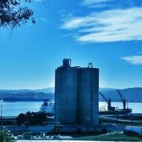 Photo taken at Vista Point - Benicia by FilAm U. on 1/25/2014