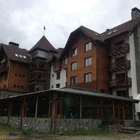 Photo taken at Hotel Natura by Barner V. on 2/14/2013