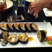 Photo taken at Hiro Japanese Steak House And Sushi Bar by Laura S. on 5/20/2013