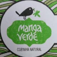 Снимок сделан в Manga Verde - Cozinha Natural пользователем André C. 3/30/2014