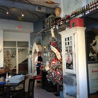 Photo taken at Aviary Cafe & Creperie by Angee on 12/24/2012